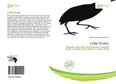 Little Crake kitap kapağı