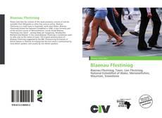 Bookcover of Blaenau Ffestiniog