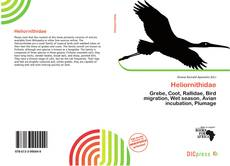 Bookcover of Heliornithidae