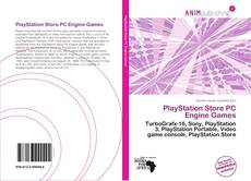 Buchcover von PlayStation Store PC Engine Games
