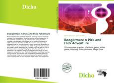 Bookcover of Boogerman: A Pick and Flick Adventure
