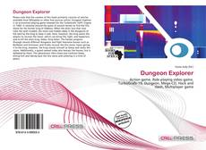 Bookcover of Dungeon Explorer