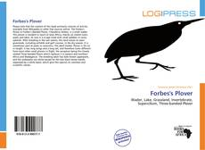 Обложка Forbes's Plover