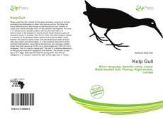 Bookcover of Kelp Gull