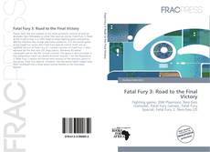 Buchcover von Fatal Fury 3: Road to the Final Victory