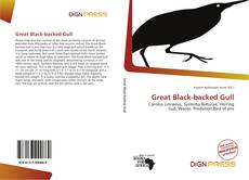 Couverture de Great Black-backed Gull