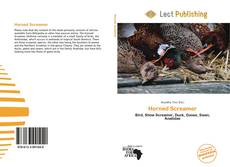 Bookcover of Horned Screamer