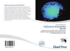 Capa do livro de Halloween Around the World