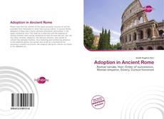 Couverture de Adoption in Ancient Rome