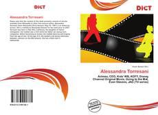 Couverture de Alessandra Torresani