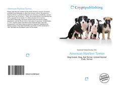 Capa do livro de American Hairless Terrier
