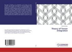 Capa do livro de Theory of Tensor Integration