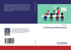 Bookcover of Training and Performance