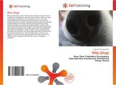 Copertina di Billy (Dog)
