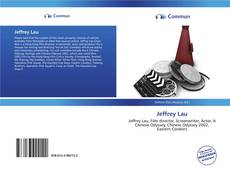 Bookcover of Jeffrey Lau