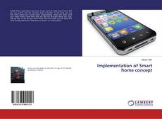 Bookcover of Implementation of Smart home concept