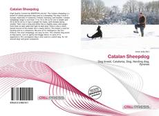 Portada del libro de Catalan Sheepdog