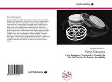 Bookcover of Feng Xiaogang