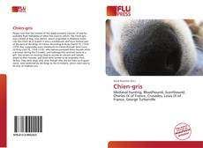 Обложка Chien-gris