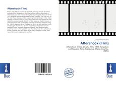 Aftershock (Film) kitap kapağı