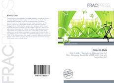 Bookcover of Kim Ki-Duk
