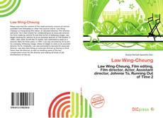 Law Wing-Cheung kitap kapağı