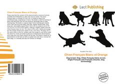 Bookcover of Chien Français Blanc et Orange