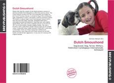 Bookcover of Dutch Smoushond