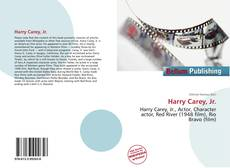 Bookcover of Harry Carey, Jr.