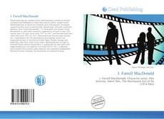 Bookcover of J. Farrell MacDonald