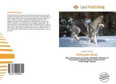 Обложка Hokkaido (Dog)