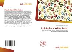 Couverture de Irish Red and White Setter
