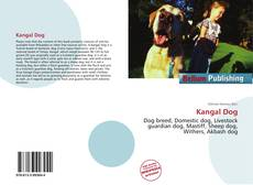 Bookcover of Kangal Dog