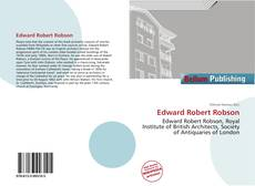 Bookcover of Edward Robert Robson