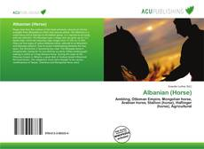 Portada del libro de Albanian (Horse)