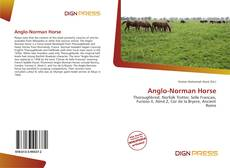 Couverture de Anglo-Norman Horse