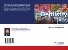 Portada del libro de Dental Anomalies