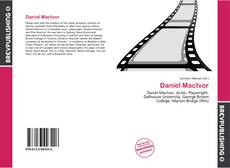 Couverture de Daniel MacIvor