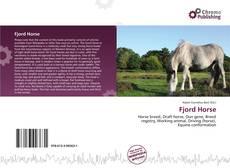 Portada del libro de Fjord Horse