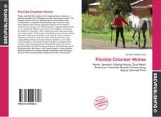 Bookcover of Florida Cracker Horse