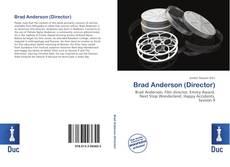 Buchcover von Brad Anderson (Director)