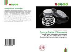 Copertina di George Butler (Filmmaker)