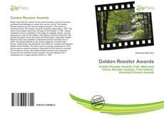 Обложка Golden Rooster Awards
