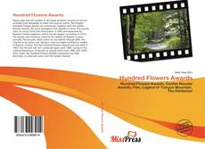 Bookcover of Hundred Flowers Awards