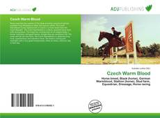 Capa do livro de Czech Warm Blood