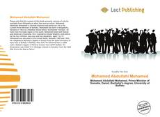 Couverture de Mohamed Abdullahi Mohamed