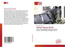 Bookcover of Italian Heavy Draft