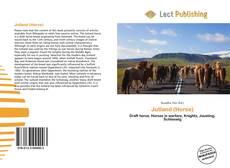 Capa do livro de Jutland (Horse)