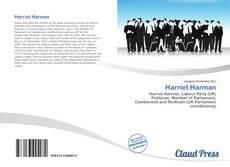 Capa do livro de Harriet Harman