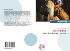 Bookcover of Kinsky Horse